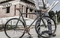 Csepel Royal 4* - Fixie - Singlespeed Bike