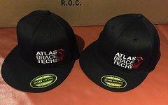 Atlas Flexfit Cap schwarz *NEU*