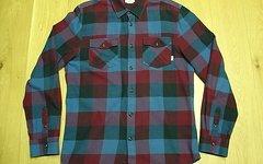 Vans Flannel Shirt Gr. L