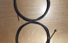 Shimano 2x PTFE (Polymer) Schaltzug 1,2mm, 1800mm