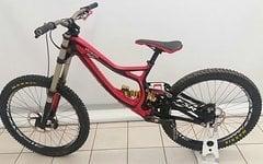 Specialized S-Works Demo 8 Carbon Downhill Bike , Größe S