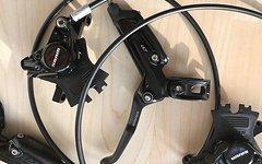 SRAM NEU SRAM Level Ultimate 160 mm Carbon Lever - Bremsscheiben Set