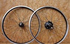 """Rotor Bikes Laufradsatz """"Weltreise"""" 28"""": Rohloff Speedhub, SON 28, Ryde Andra 40, handgefertigt!"""