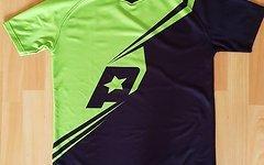 Propain Trikot / Jersey schwarz-grün Gr. M