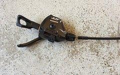 Shimano XT 2-fach Shifter SL-M8000 links