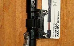 Lezyne Digital Alloy Drive Minipumpe