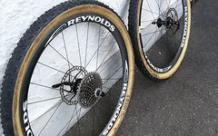 Reynolds Mtn T Wheel Set 26 Zoll Carbon Laufradsatz