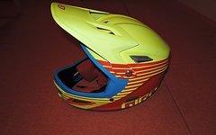 Giro Cipher Vollvisier-MTB-Helm