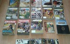 Mrm Und Freeride Sammlung aus 10 Jahren MRM - über 150 Hefte