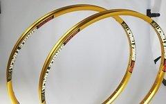"""Sun Rims Single Track SL1 Felgensatz 24"""" Zoll 32Loch gold"""