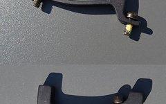 Hayes Disc Adapter PM auf PM 180 VR Bremsscheiben - Adapter