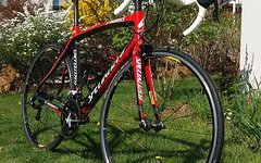 Specialized S-Works Tarmac SL1