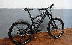 Liteville 601 MK3 Größe L schwarz