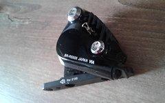 Shimano 2 Stk. Flatmount Bremssattel BR-RS505 & BR-RS405 auch einzeln