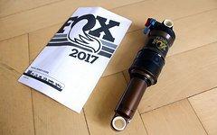 Fox Float DPS EVOL Factory Dämpfer 200 x 51 Modell 2017 NEU