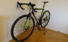 Cannondale Super6 Evo Carbon HI-MOD Disc Sram Red Cyclocross
