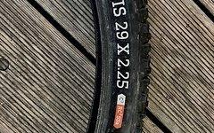 Onza Canis C3 MTB Faltreifen - 29x2.25 Zoll, neuw.