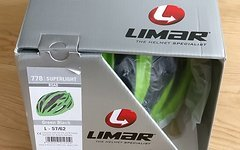 Limar 778 Superlight | Green Black | Größe L