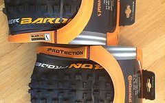 Continental Set 2x Baron Projekt 29x2.4 ProTection Apex