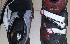 Adidas Radschuhe adidas, Klickpedal