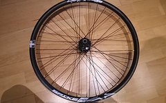 Spank/hope Spank Spike Evo 28 Race 110x20 150x12