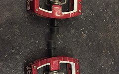 Crankbrothers Mallet DH - rot