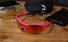 Trivio Verdigo Sonnebrille pink *NEU*