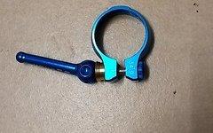 Kcnc Schnellspanner blau 34,9mm