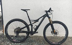 "Specialized Stumpjumper S-Works Carbon 29"" Gr. M"