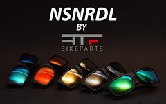 RTF NSNRDL *Carl Zeiss Vision* Sonnenbrille