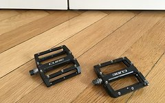 Cube All Mountain Flatpedal Plattform Pedal 105x95mm 366g