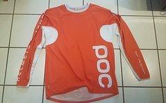 POC DH Jersey orange, Gr. XL