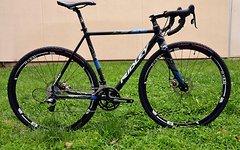 Ridley X-Ride RH 41/45cm (gesloped)