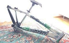Scott Voltage YZ 0 Limited 4Cross Dirt Bike Rahmenset mit Extras