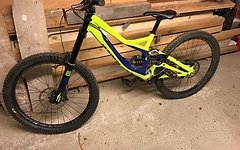 Specialized DEMO 8 FSR II 650B Downhill Bike 2016 Größe L