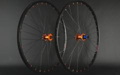 Radsporttechnik Müller Laufradsatz Tune King Kong orange BOR XMD 333 Wide+ Sapim CX Ray 1385g Twentyniner 29