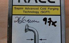 Sapim Race Speichen 97x 2,0/1,8/2,0 266mm silber