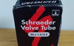 Specialized Schraeder Valve Tube, 24' x 1.5/2.2