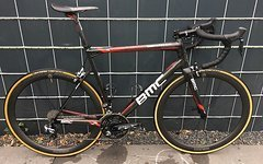 BMC SLR01 Teammachine