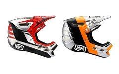 100% Aircraft DH Helm Chrome Edition
