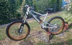 Canyon Torque FRX 6.0, Freeride / Downhill