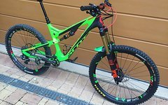 Scott Genius Lt Tuned Gr.l 2016 Fully Mtb Mountainbike Np 9000 Genius LT Tuned