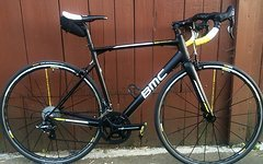 BMC Teammachine ALR01 Ltd Edition TdF Custom