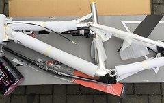 Liteville 301 Rahmen MK13 ANGEBOT mit Syntace Vector Carbon + Muc-Off