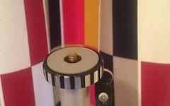 """Linhof Monopod Einbein-Stativ / 45cm-148cm / 1/4"""" (003354)"""