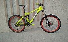 Rotwild E1 FS Enduro Pro Mountainbike