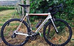 Cannondale CAAD12-2017-Ultegra-Gr.54-HG-Carbonlaufräder !!wie neu!!