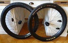 Ryde Trace Enduro Laufradsatz mit SRAM X0 Naben inkl. Reifen