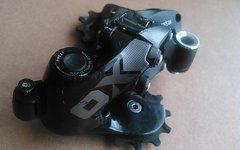 SRAM X01 11fach Schaltwerk schwarz/grau