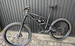 Liteville 601 – Medium – Freeride Bike - Werksmaschine Aufbau